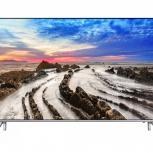 НОВЫЙ 49'' (124см) Samsung UE49MU7000 LED SMART Wi-Fi 100Hz 4K DVB-T2, Новосибирск