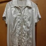 Продам женскую блузу р-р 50, Новосибирск