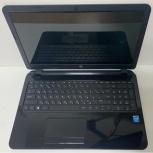 Ноутбук HP 15-r050sr, Новосибирск