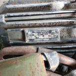 Асинхронный двигатель 5,5 кВт, 3000об.мин, Новосибирск