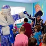 Народный дед мороз сибири, внучка снегурочка и другие..., Новосибирск
