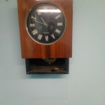 Часы настенные Янтарь СССР, Новосибирск