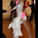 Платье для бальных спортивных танцев Ю-1, Новосибирск