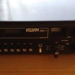 Продам радиоприёмник ИШИМ 003-01, Новосибирск