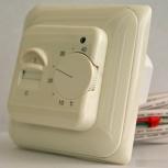 Электронный терморегулятор теплого пола (под ламинат, кафель, плитку), Новосибирск