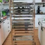 Шпилька для пекарских противней + противни ( 3600 ), Новосибирск
