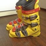 Продам спортивные горнолыжные ботинки Tirolia Pro1, Новосибирск