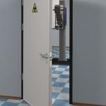 Двери рентгенозащитные,900*2100, 0,5 Pb, Новосибирск