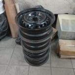 Диски штамповки Toyota Honda R14 4x100 ET45 DIA56, Новосибирск