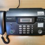Продам факсимильный аппарат KX-FC962RU, Новосибирск