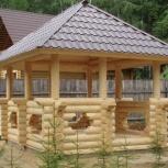 Строительство домов, бань, беседок, Новосибирск