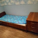 Кровать детская с тумбочкой и матрасом ОРМАТЕК, Новосибирск