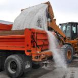 Предлагаем песко-соляную смесь с доставкой, Новосибирск