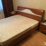 Кровать  2х спальная Женева, Новосибирск