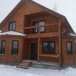 Строим бани и дома из бруса, Новосибирск