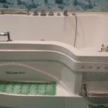Продам гидромассажную ванну б/у, Новосибирск