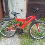 продам велосипед спортивный горный, Новосибирск