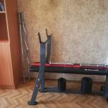 Подам комплект оборудования для домашнего фитнеса, Новосибирск