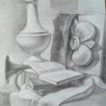 Репетиторство по рисунку, живописи, фешн-рисунку, Новосибирск