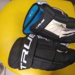 Перчатки хоккейные TRUE A 4.5., Новосибирск