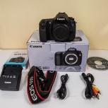 продам фотоаппарат Canon 60D, Новосибирск
