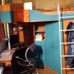 школьная двухъярусная  мебель, Новосибирск