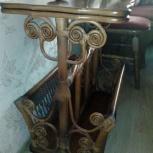 Продам деревянный столик, Новосибирск