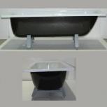 Стальные ванны с полимерным покрытием Reimar, Новосибирск