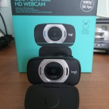 Продам веб камеру Logitech C615, Новосибирск