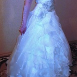 Прекрасное, свадебное платье, Новосибирск
