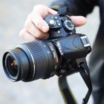 Куплю цифровую фотокамеру Canon или Nikon, Новосибирск