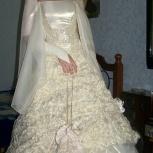Продам Свадебное платье. Торг, Новосибирск