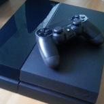 Sony PlayStation 4 отличное состояние, с игрой, Новосибирск