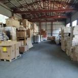 Услуги склада, Ответственное хранение грузов, Новосибирск