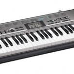 Синтезатор casio ctk-1300 electronic keyboard, Новосибирск