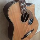 Продам бас гитару Fender Kingman., Новосибирск