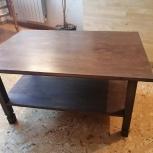 Изготовлю мебель из массива дерева, Новосибирск