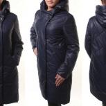 48-56р Пальто-куртка демисезон весна - осень, Новосибирск