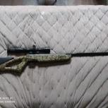 Продаю винтовку на газовой пружине., Новосибирск