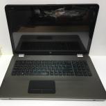 Ноутбук HP 17-2090NR с 3D экраном, Новосибирск