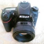 Фотоаппарат Nikon D750, Новосибирск