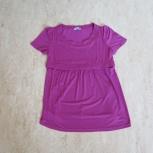 Блузка для беременных и кормящих, р 42-44, Новосибирск