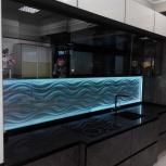 Монтаж 3D панелей, Новосибирск