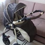Детская коляска 2в1 + подарок!!!), Новосибирск