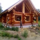Изготовление срубов, Новосибирск