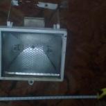 Продам прожектор галогенный под лампочку 118mm., Новосибирск