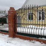Кованные заборы.ворота.мангалы.лестницы, Новосибирск