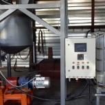 Оборудование для производства пенобетона, пеноблоков и газоблоков, Новосибирск