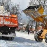 Вывоз снега. Ручная уборка, погрузка, Новосибирск