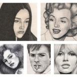 Портрет по фото, портреты на заказ, Новосибирск